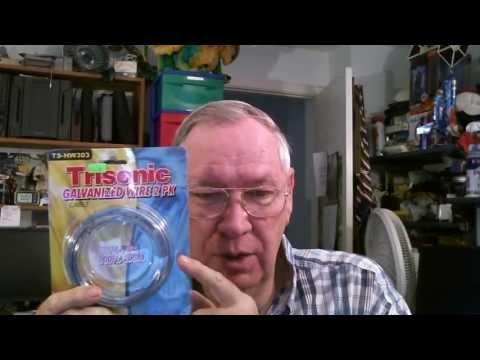 TRRS #0110 - SANGEAN Portable Shortwave Antenna for Under $10