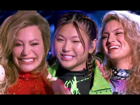 The Masked Singer: Tori Kelly, Taylor Dane and Chloe Kim reveal ...