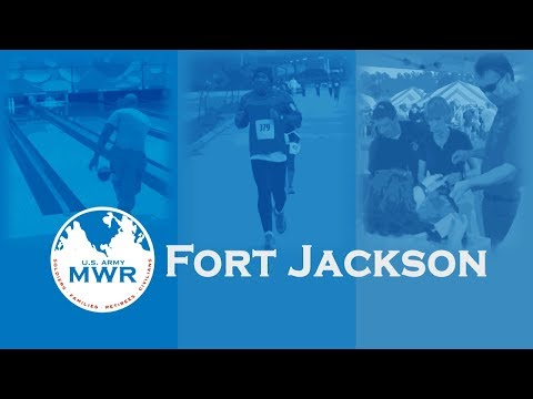 Family and MWR on Fort Jackson