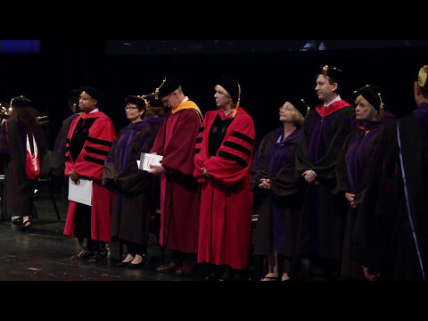 Law School 2017 Commencement