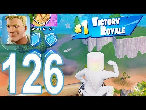 Fortnite - Gameplay Walkthrough Part 126 - Solo Win (iOS)