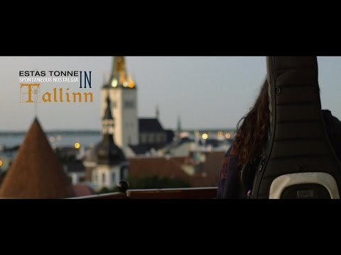 Estas Tonne - Spontaneous Nostalgia in Tallinn 2015