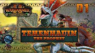 CULT OF SOTEK - Total War Warhammer 2 - Part 1