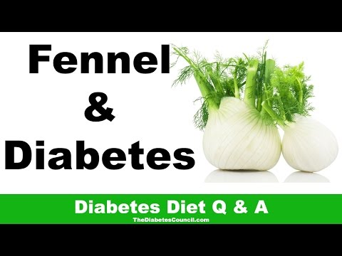Is Fennel Good For Diabetes?