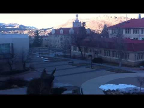 Colorado School of Mines Campus Tour