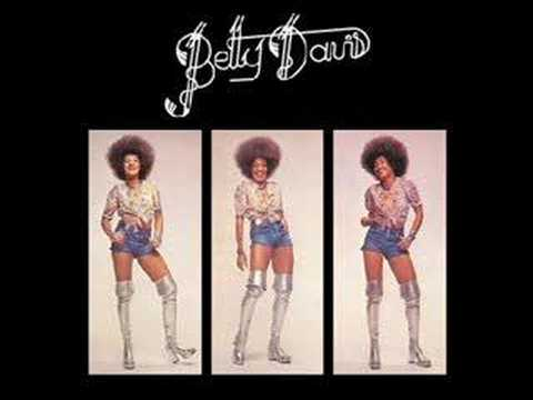 Betty Davis - Game Is My Middle Name