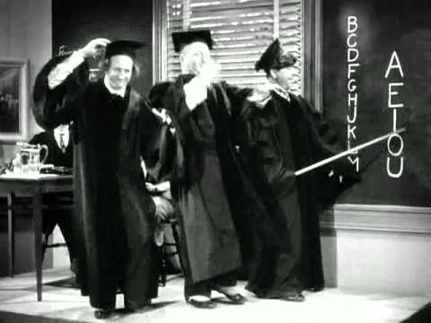 The Three Stooges  Swingin The Alphabet 1938avi