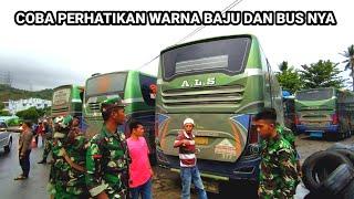 Download lagu TNI SELALU SETIA MEMAKAI BUS ALS UNTUK MEMBAWA ROMBONGAN
