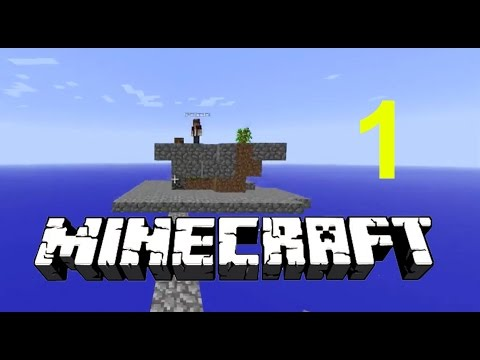 """Minecraft Skyblock SMP #1 """"Killing Friends and New Beginnings"""" w/ JeromeASF"""