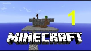Minecraft Skyblock SMP #1 'Killing Friends and New Beginnings' w/ JeromeASF