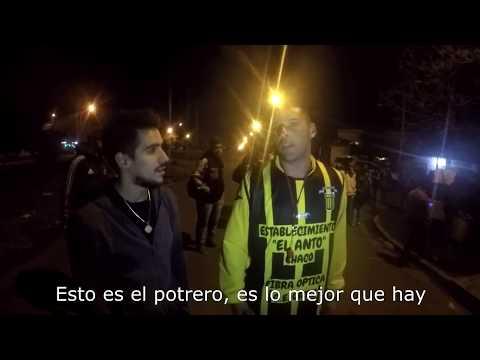 "Documental Del ""MUNDIAL DEL POTRERO"" Pinto 2016 , PARTE 1"