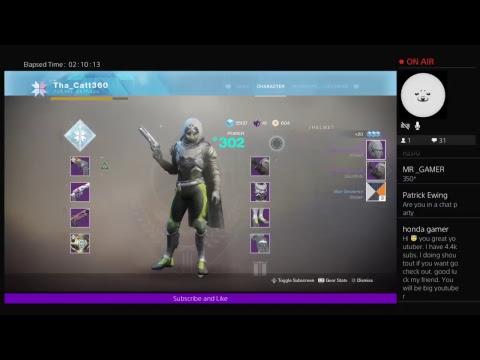 Destiny 2!! Osiris Campaign!