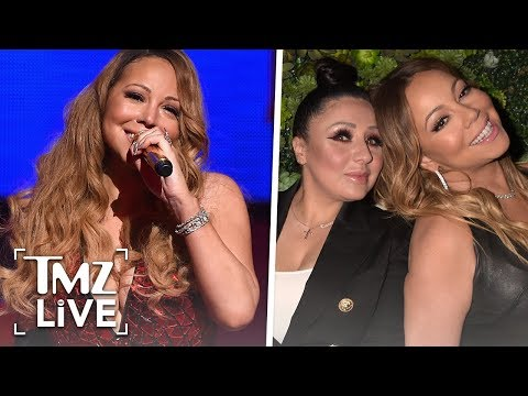 Mariah Carey Sues Personal Assistant For $3 Million | TMZ Live