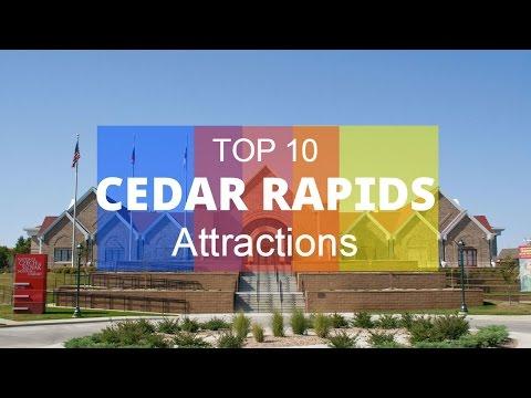 Top 10. Best Tourist Attractions In Cedar Rapids - Iowa