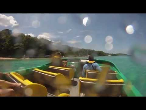 Jet Boating in Ocho Rios Jamaica