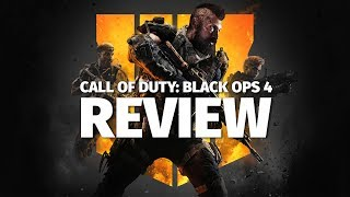 Call of Duty: Black Ops 4 - Best Battle Royale on The Planet (Video Game Video Review)