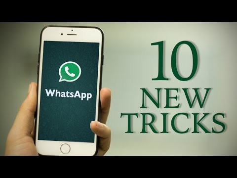 10 Cool New WhatsApp Tricks You Should Try (2016)