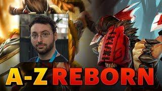 Dota 2 - A-Z Challenge Reborn - Beastmaster & Bloodseeker (SUNSfan POV)