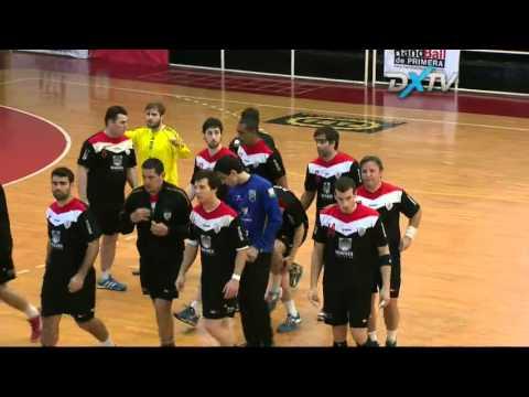 HANDBAL EN DXTV: Quilmes vs Ward (18/10/15)