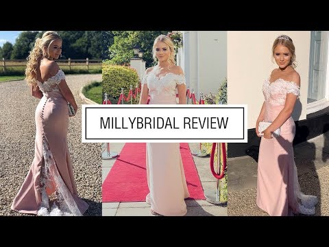 prom-dresses-|-long-mermaid-off-the-shoulder-tulle-lace-backless-pink-dress---millybridal-review