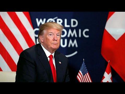 Trump hué à Davos après une attaque verbale contre la presse