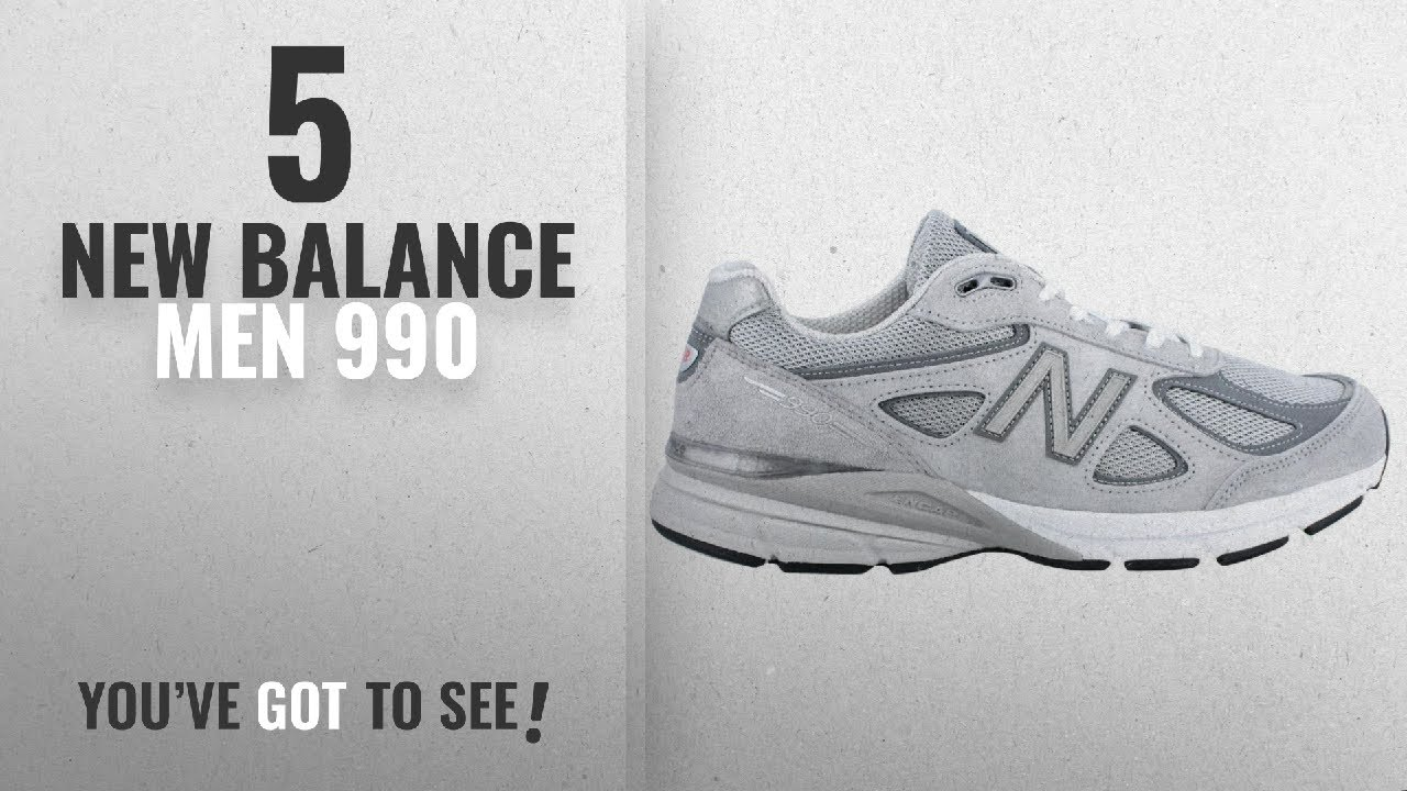 buy online 1e8b7 9cf51 Top 10 New Balance Men 990 [2018 ] | New & Popular 2018