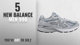 Top 10 New Balance Men 990 [2018 ]   New & Popular 2018