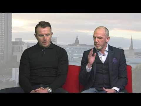 Sheffield Live TV Jon Newsome & Mark Todd #swfc #sufc 9.2.16 Part 1