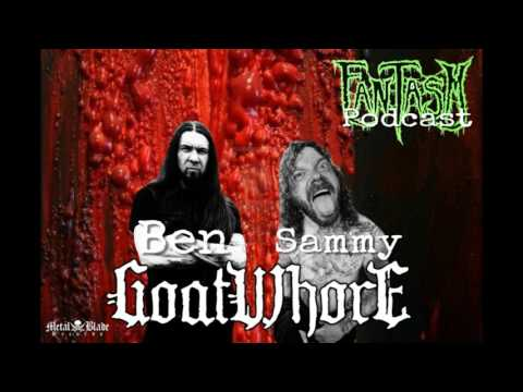 Ben and Sammy of GOATWHORE Interview