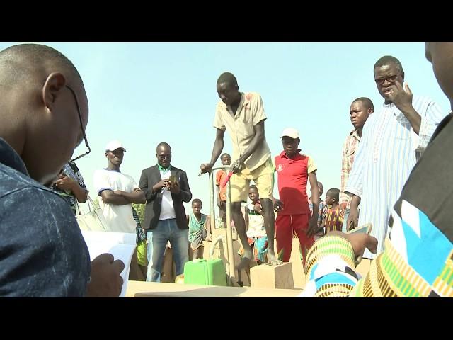 Reportage sur les démonstrateurs du concept UDUMA (UNICEF, IJACOD, Burkina Faso)