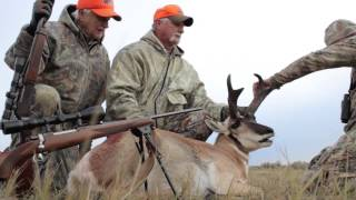 2013 DIY Public Land WY Antelope Hunt - 701 Outdoors