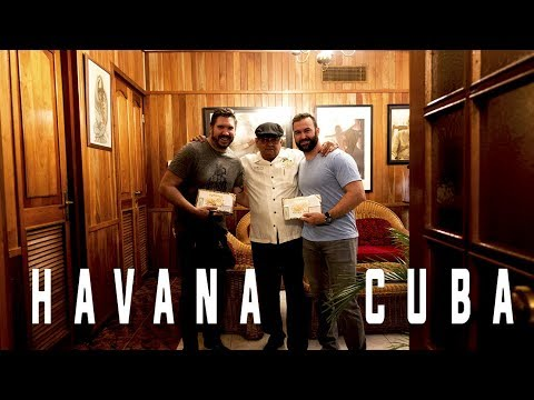 HAVANA CUBA VLOG v2.0 | CUBAN CIGARS + TRAVEL TIPS (HD)