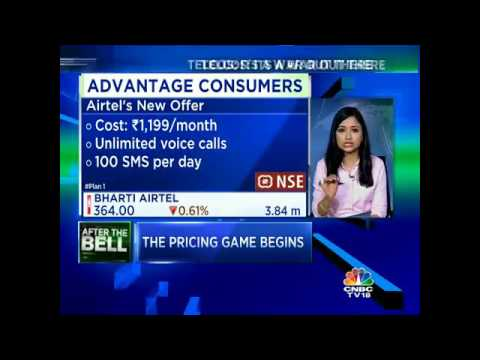 The Pricing Game Begins Between The Telecom Companies