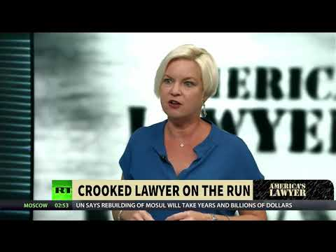 Lawyer on the Run from FBI: Targeted Poor People
