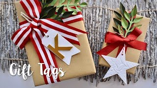Create own Christmas Tags - Sizzix Lifestyle