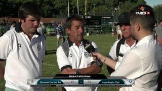 G.E.B.A. vs Luján Rugby Club EN VIVO Fecha 1 - Primera C URBA 2019