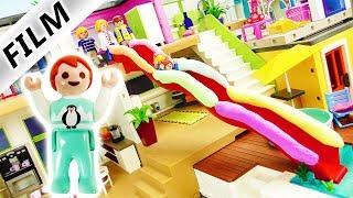 Playmobil Film Deutsch - RUTSCHE DURCHS HAUS! EMMAS GEBURTSTAGSVORBEREITUNG - Familie Vogel