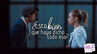 Taylor Swift - Delicate (Traducida al español) || Riverdale ||  Jughead y Betty Video