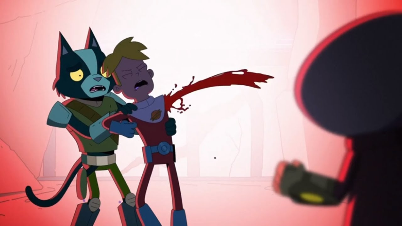 Download BEST and FUNNY Moments - Final Space (Season 1)