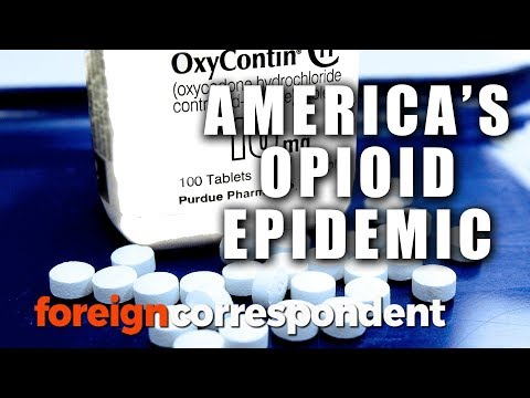 The real war on drugs: America's opioid epidemic | Foreign Correspondent