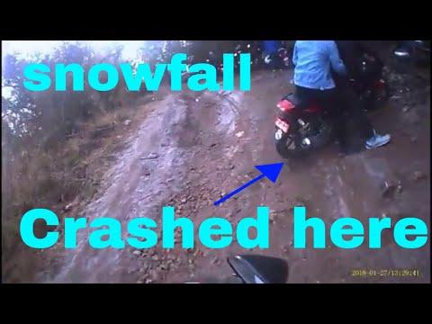 Crashed | Ride to fulchowki