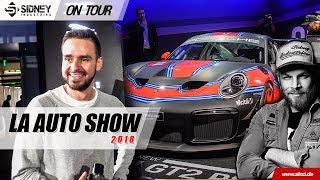 LA AUTO SHOW 2018 | Sidney Industries