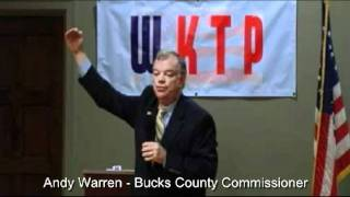 Andy Warren - Bucks County Commissioner