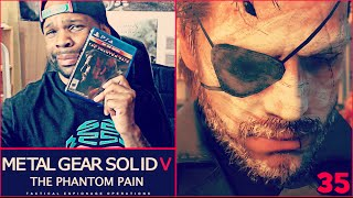 Metal Gear Solid 5 Walkthrough Gameplay Part 35 - Mission 43 Shining Lights, Even in Death