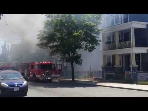 Fire in Everett, MA 06/27/2016
