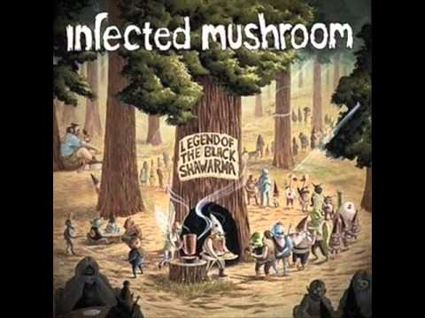 Infected Mushroom - Live @ The Dark Forest Amsterdam