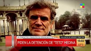 Piden la detención del Teto Medina