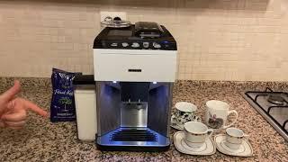 Siemens TQ507R02 model Expresso Kahve Makinesi nasıl kullanılır