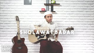 Download Sholawat Badar versi K.H. MUAMMAR Z.A. cover Akustik