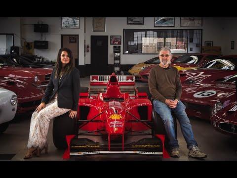 Michael Schumacher S Ferrari Formula 1 Race Car Youtube